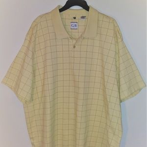Geoffrey Beene ~ Men's Polo Shirt ~ 3XL